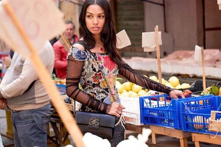 Corinne Foxx awesome and sexy pictures (1)