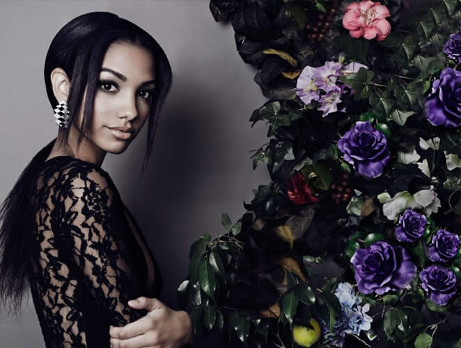 Corinne Foxx lovely hot pictures (2)