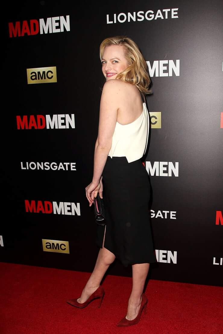 Elisabeth Moss hot side pics (2)