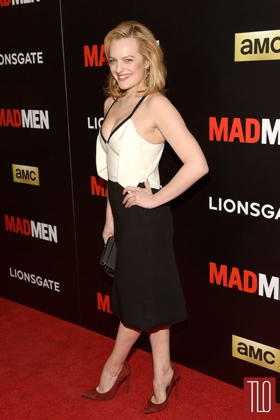 Elisabeth Moss sexy busty picture