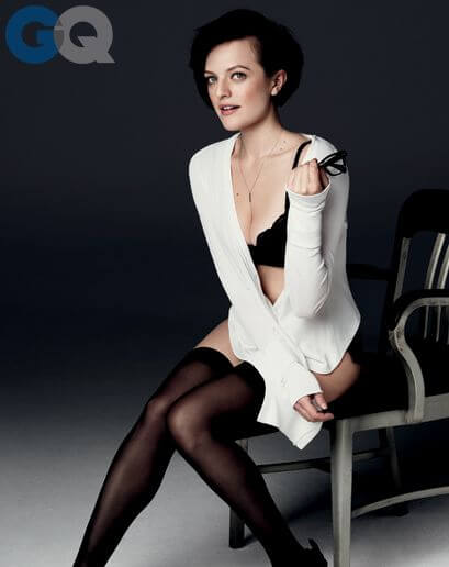 Elisabeth Moss sexy picture (2)