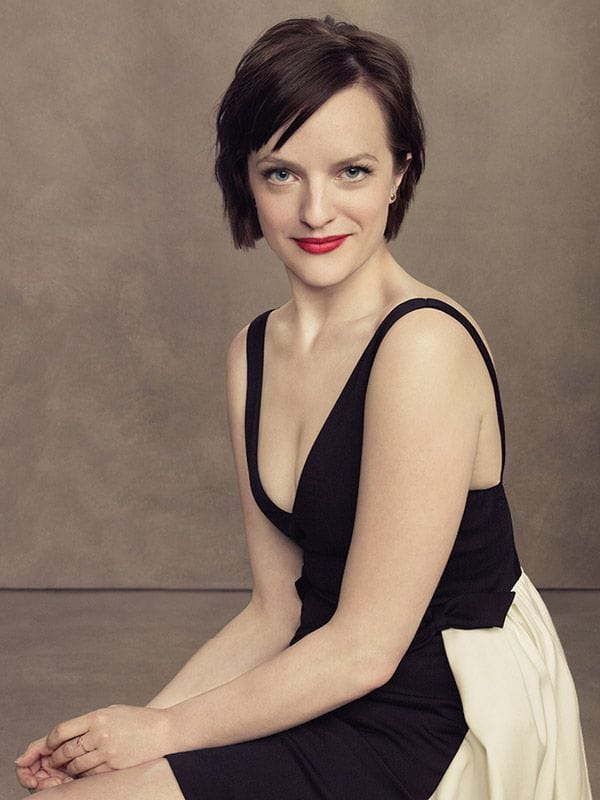 Elisabeth Moss sexy side pictures