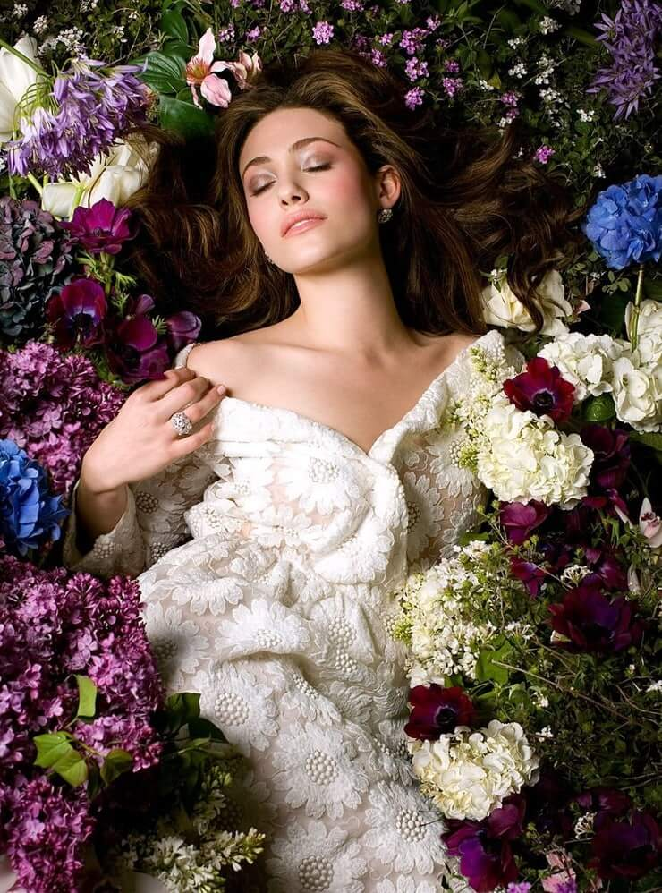Emmy Rossum romantic