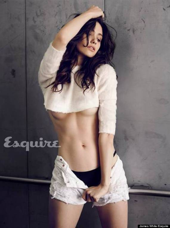 Emmy Rossum sexy photos