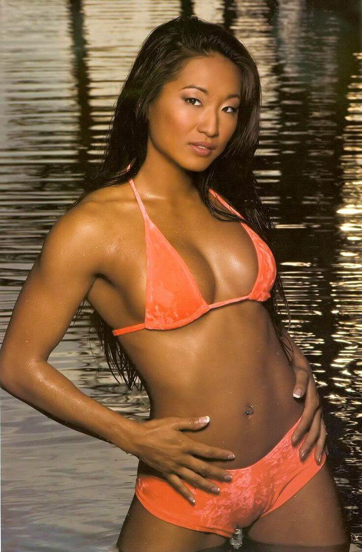 Gail Kim sexy pictures
