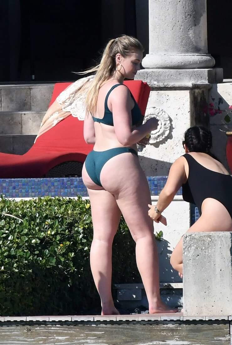 49 Hottest Iskra Lawrence Big Butt Pictures Will Make You -6002