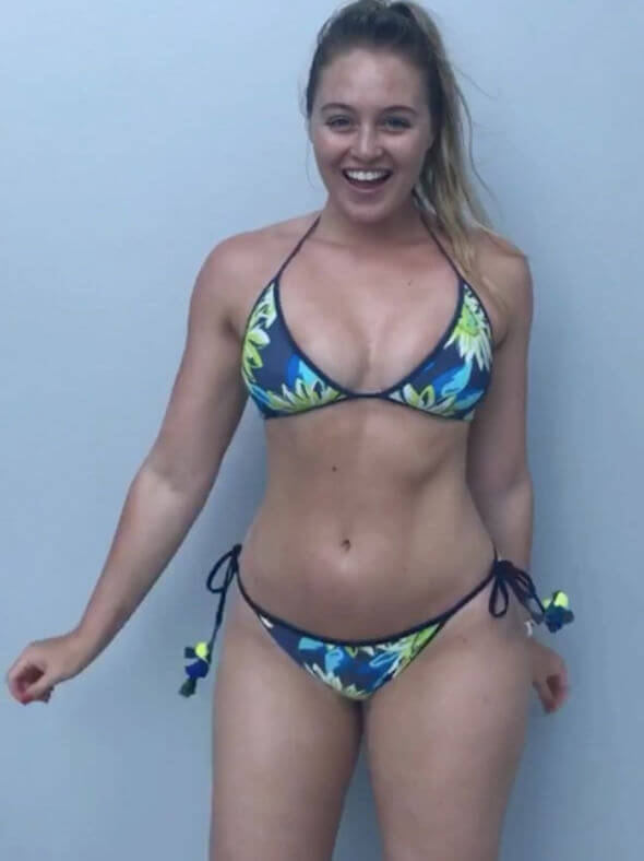 Iskra lawrence hot pic