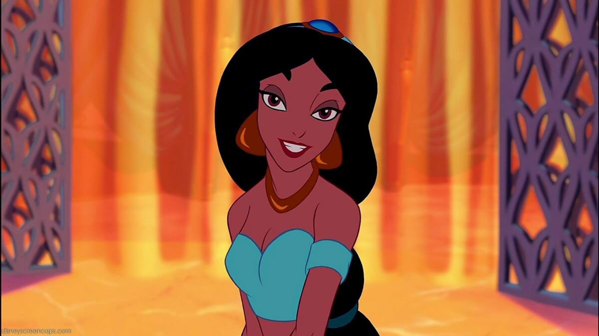 Jasmine Aladdin awesome photo