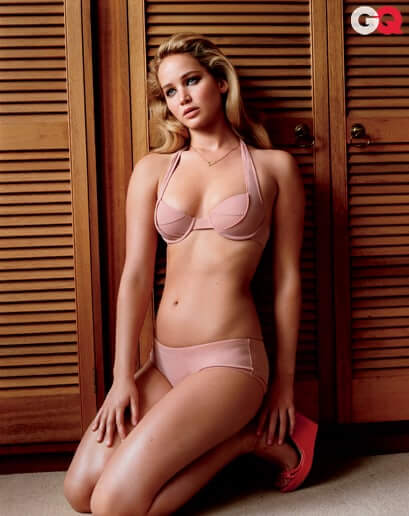 Jennifer Lawrence hot butts picture