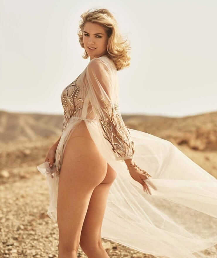 Kate Upton near-nude (1)