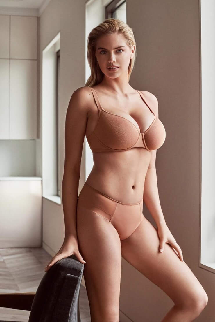 Kate Upton near-nude (2)