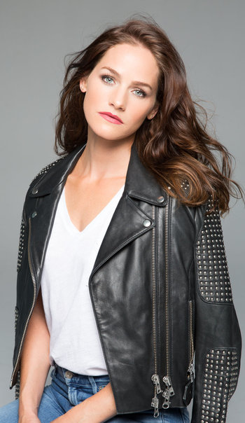 Kelly Overton jacket
