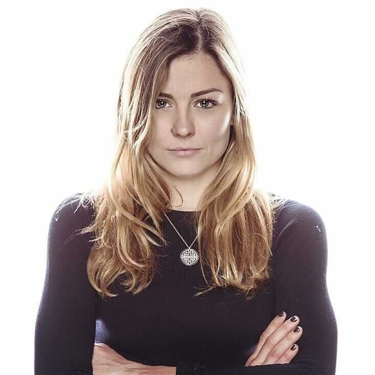 LAURE BOULLEAU sexy hairs