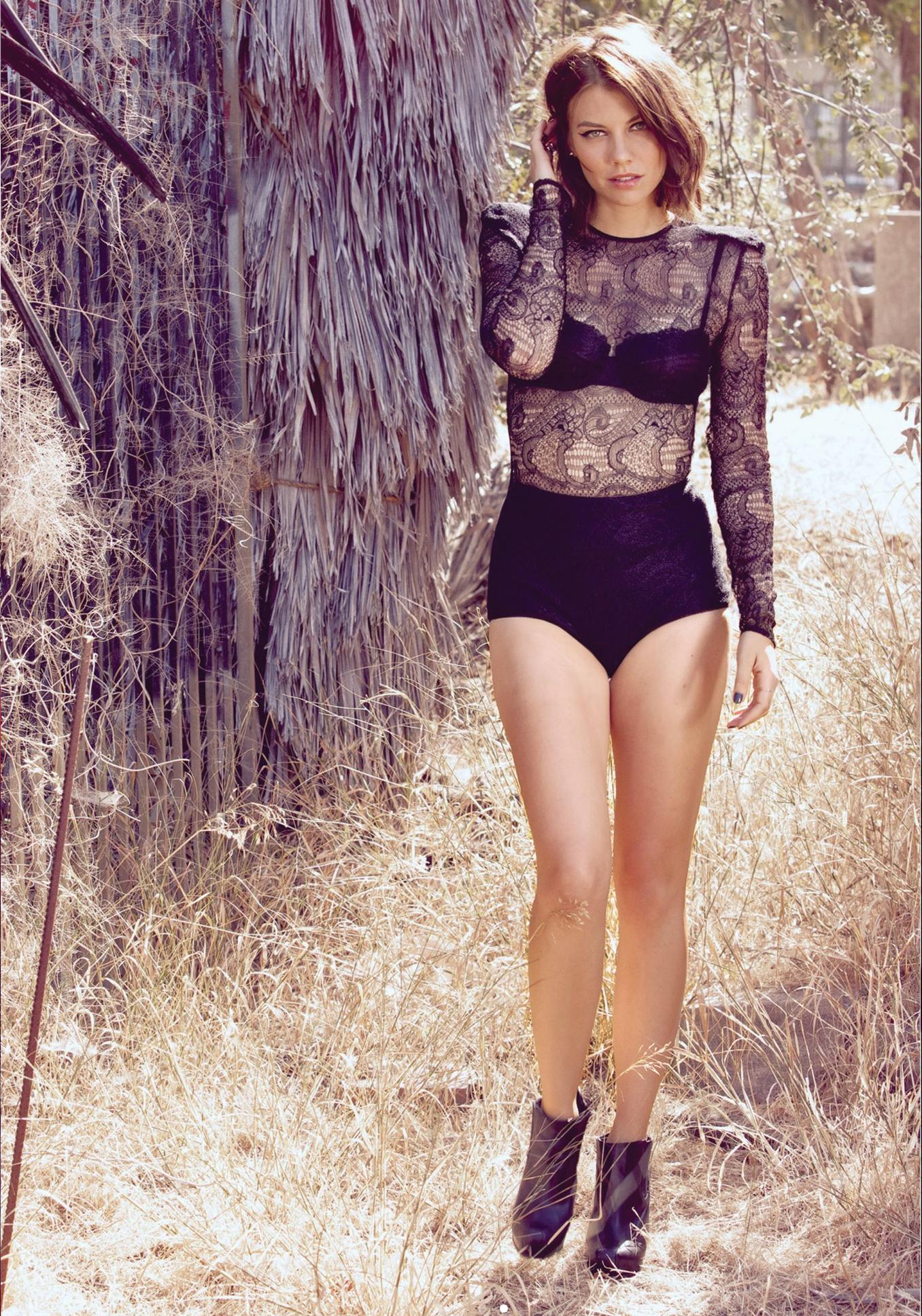 Lauren-Cohan-hot pics