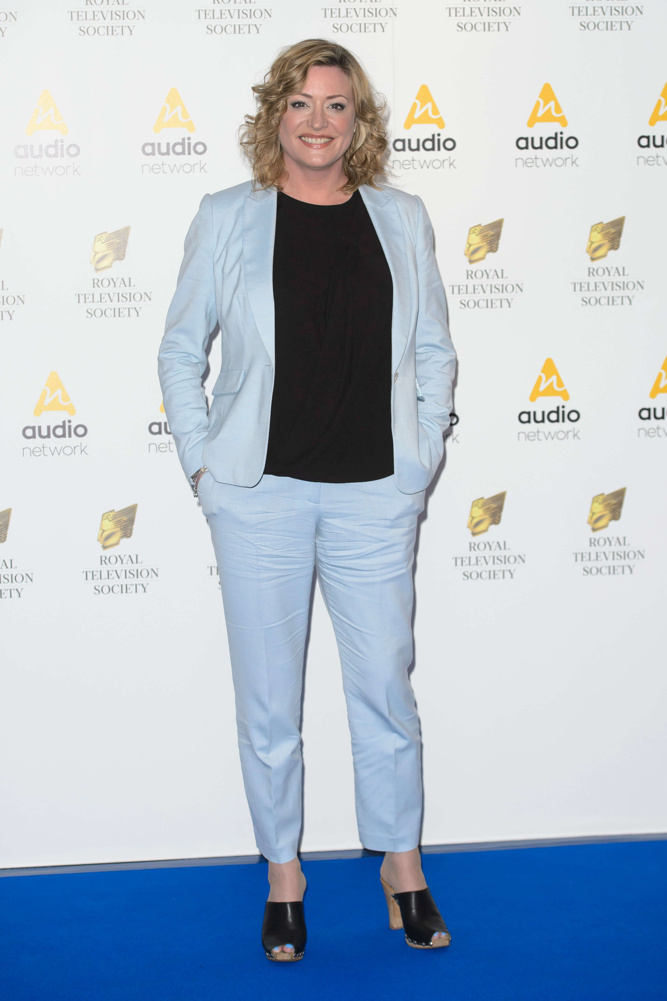Laurie Brett awesome look