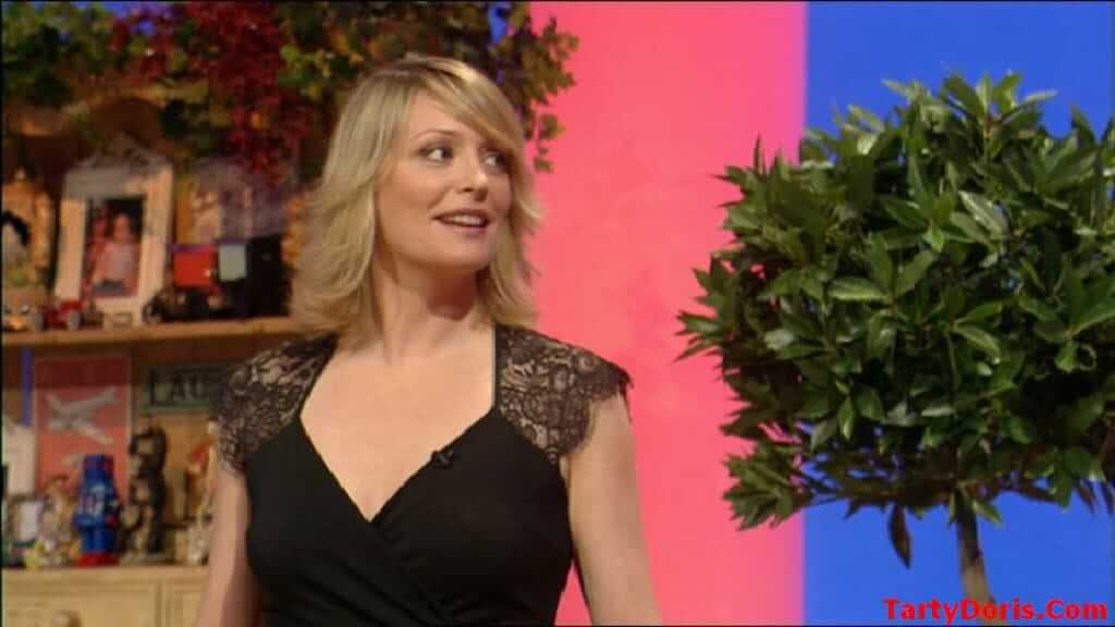 Laurie Brett sexy look