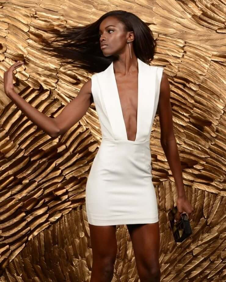 Leomie Anderson sexy thighs (1)