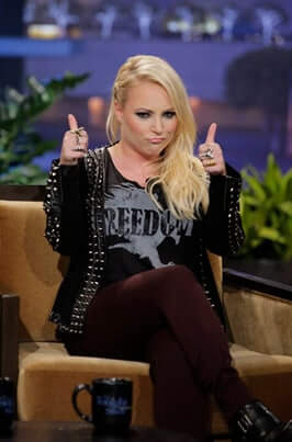 Meghan McCain sexy pictures (2)