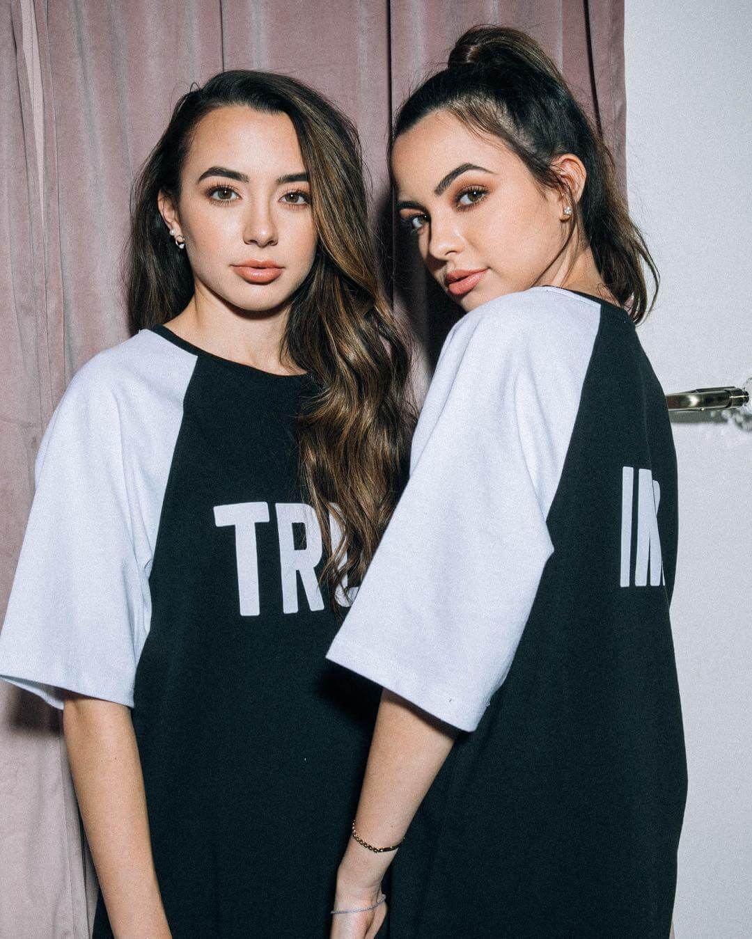 Merrell Twins hot picture