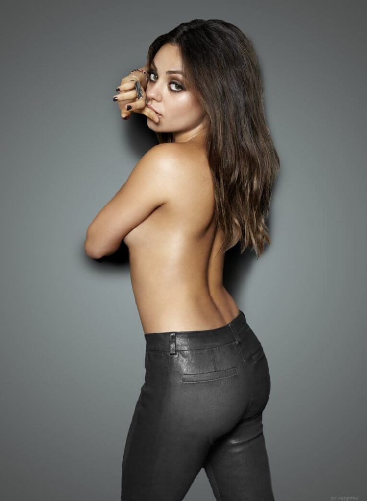 Mila kunis sexiest woman alive also cooks