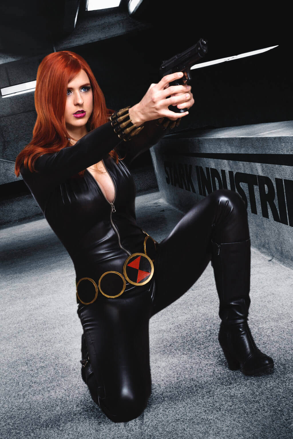 Natasha Romanoff hot look pics