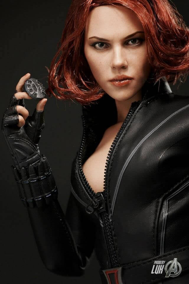 Natasha Romanoff hot photo