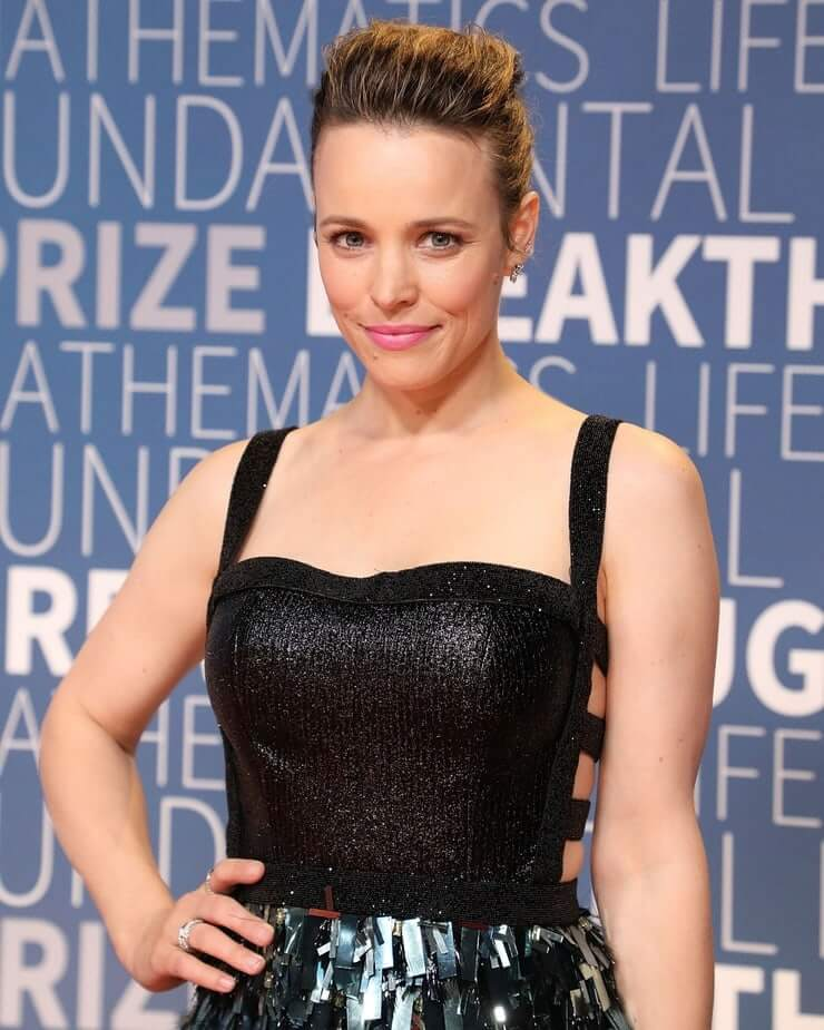 Rachel McAdams sexy busty photos