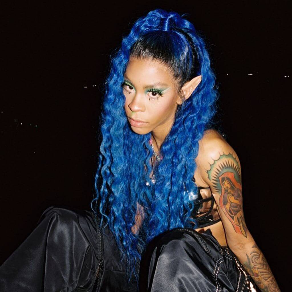 Rico Nasty hot busty picture