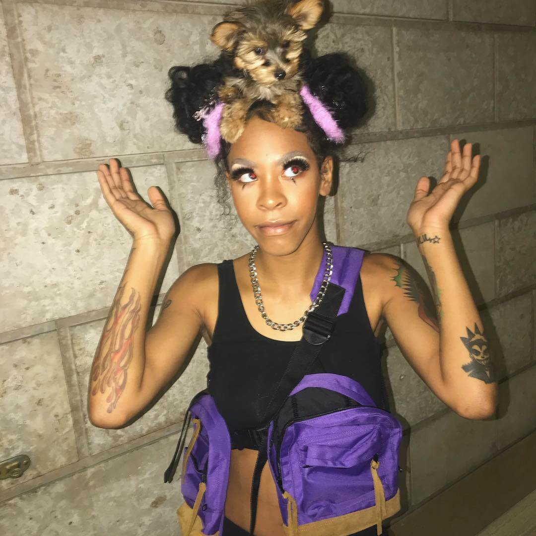 Rico Nasty hot picture (3)
