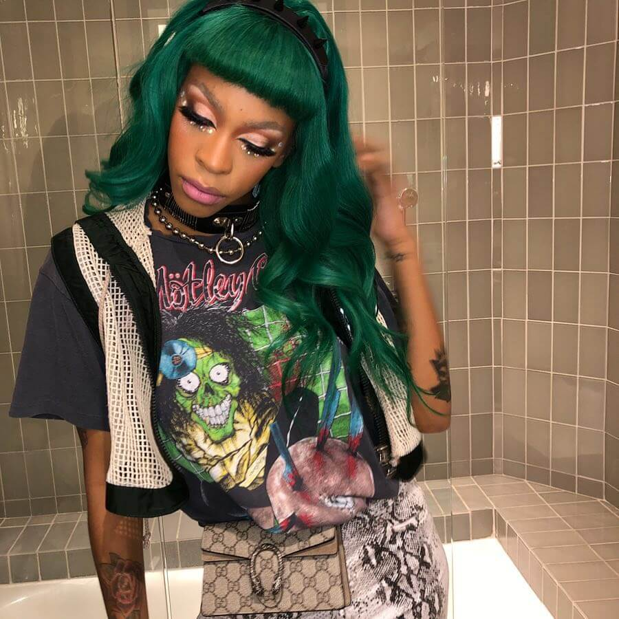 Rico Nasty sexy picture