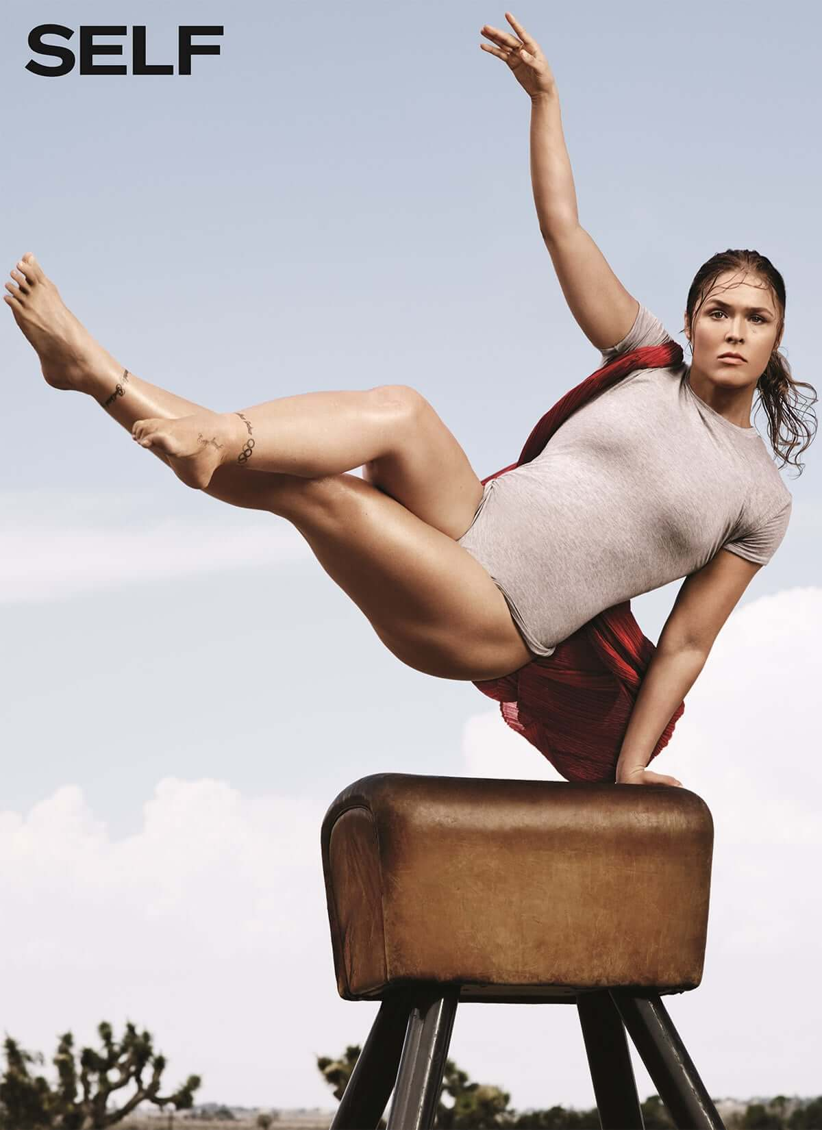 Ronda-Rousey-legs-awesome-pictures