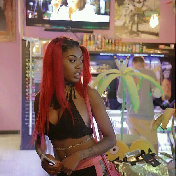asian doll hot cleavage pics