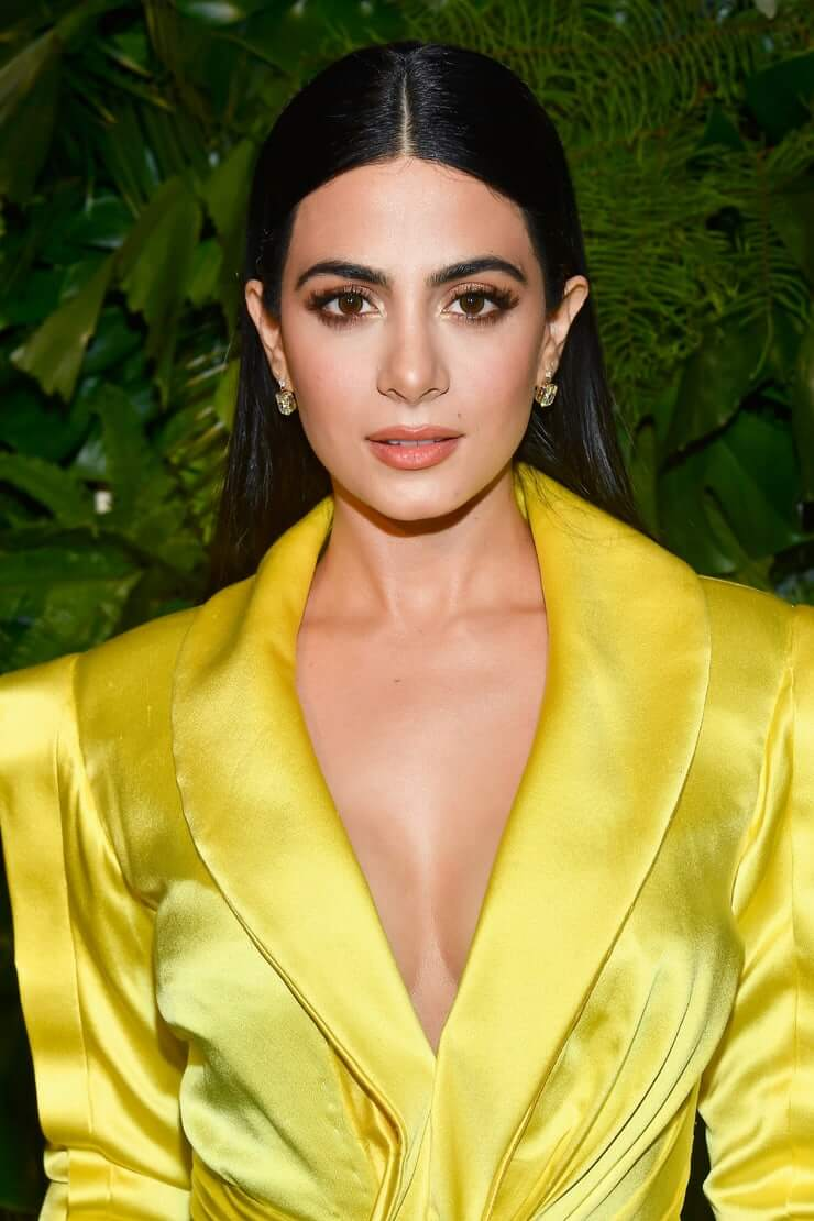 emeraude toubia hot cleavage