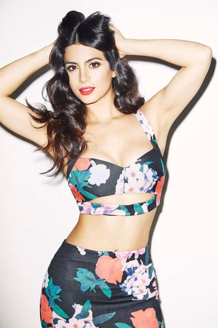 emeraude toubia hot pics