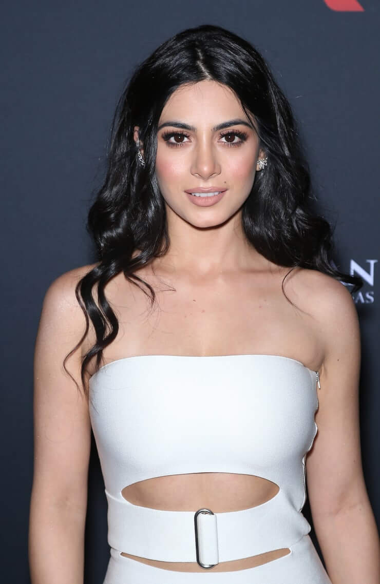 emeraude toubia too sexy