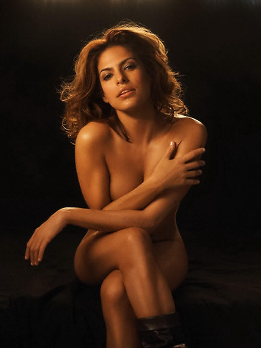 eva mendes hot topless pic