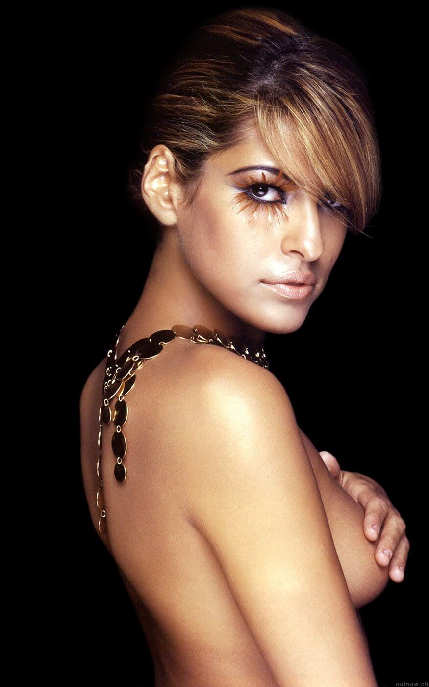 eva mendes sexy side look (2)