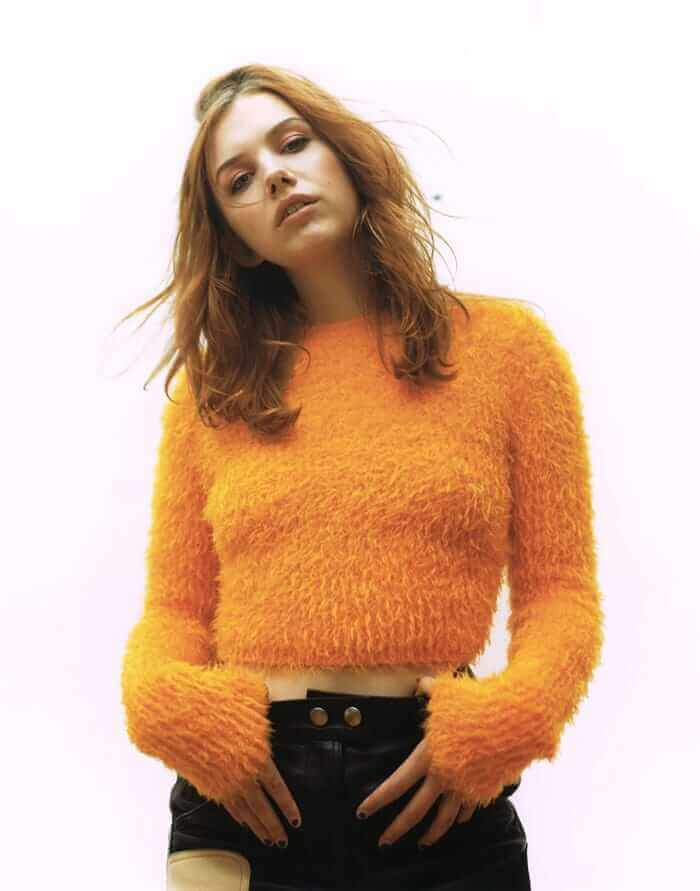 hannah murray hot look pics