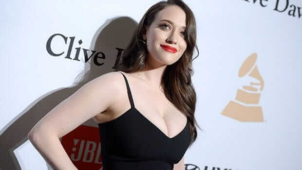kat dennings sexy cleavage pics