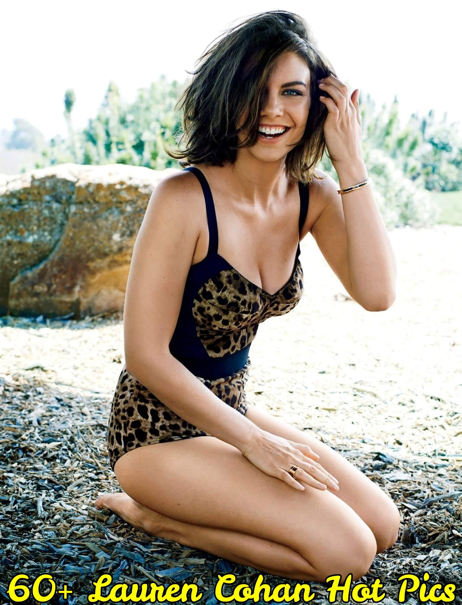 lauren cohan hot pics
