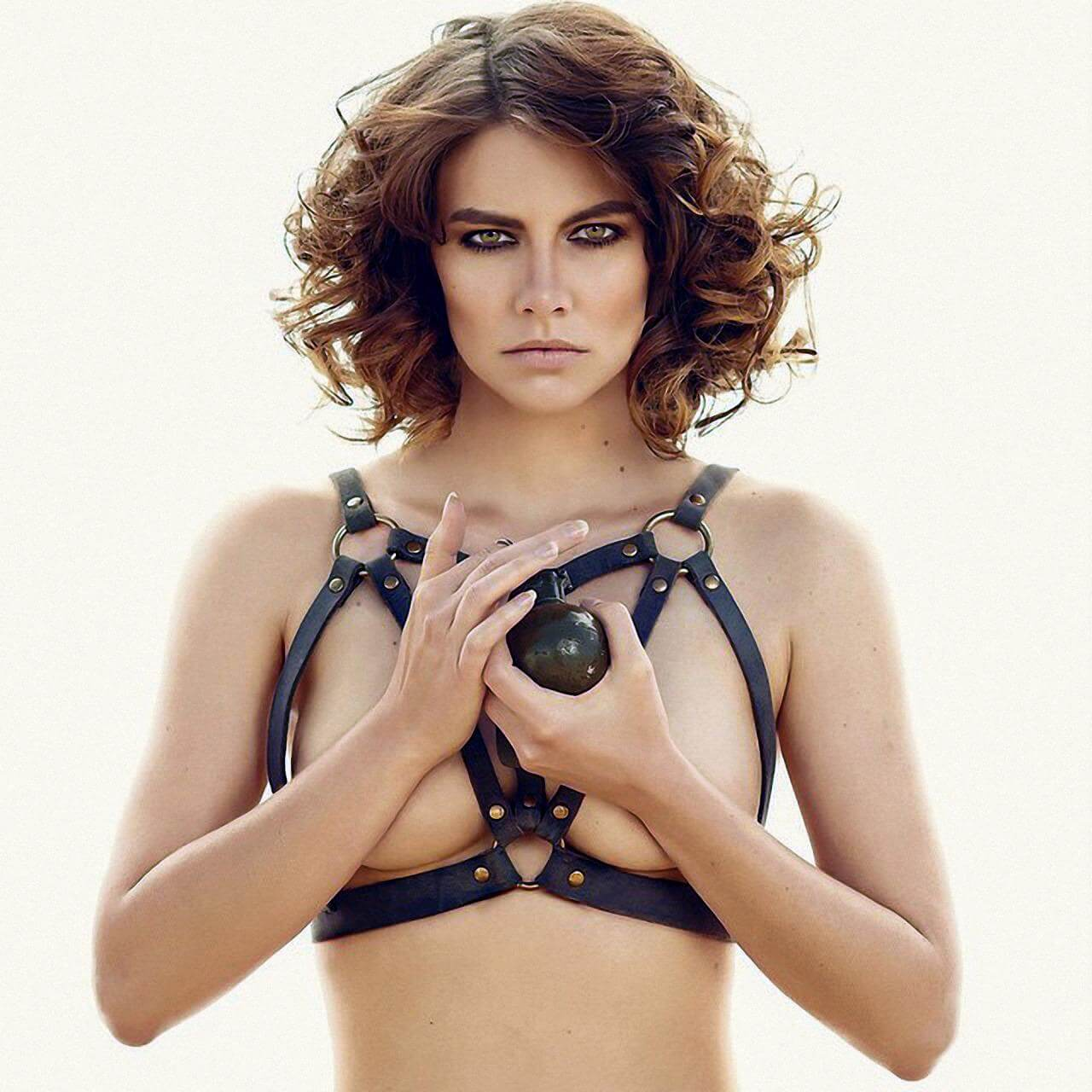 lauren cohan hot pictures
