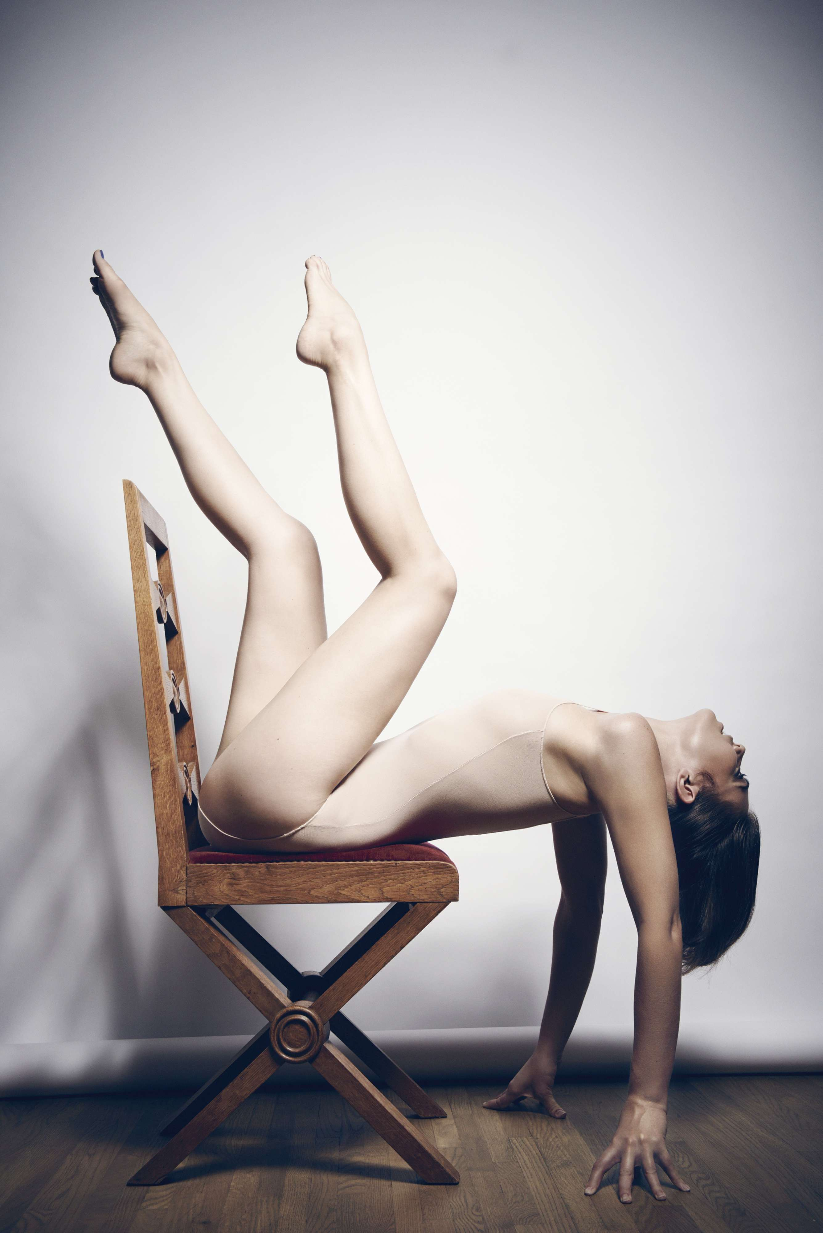 lauren cohan legs awesome