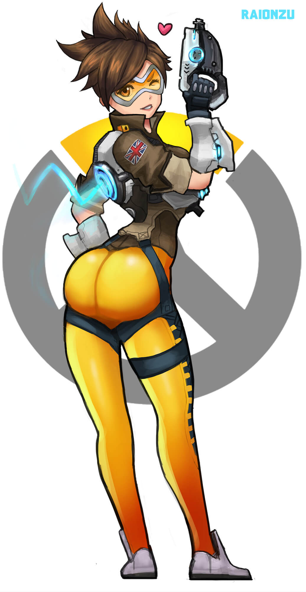 tracer booty pics