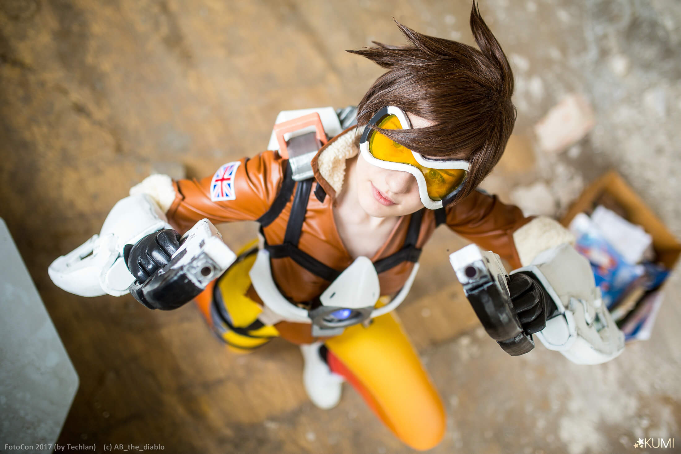 tracer butt fabulous look