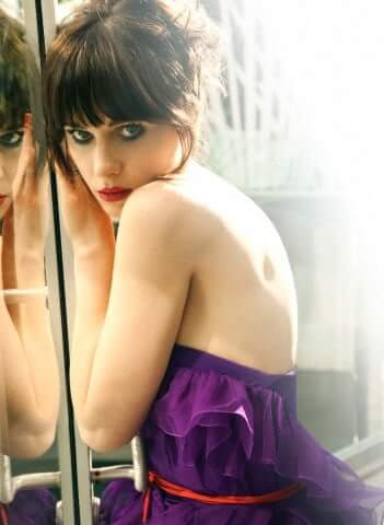zooey deschanel hot side pics (2)