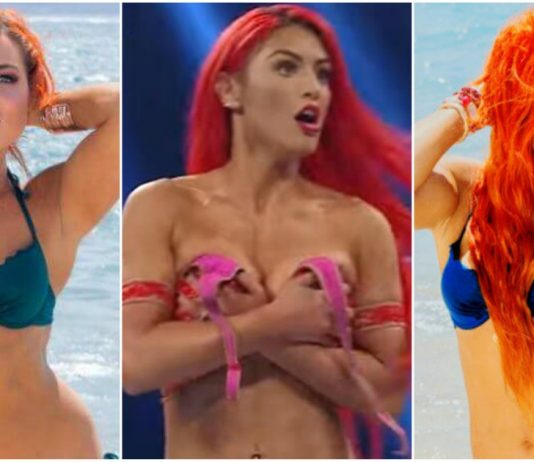 49 Hot Pictures Of Becky Lynch Show Off Her Attractive Structure