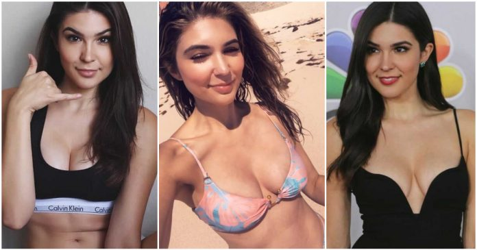 49 Hot Pictures Of Cathy Kelley Will Make You Crave For Her
