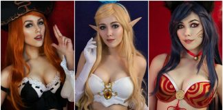 49 Hot Pictures Of Helen Stifler Are The Best Realistic Cosplay There Is