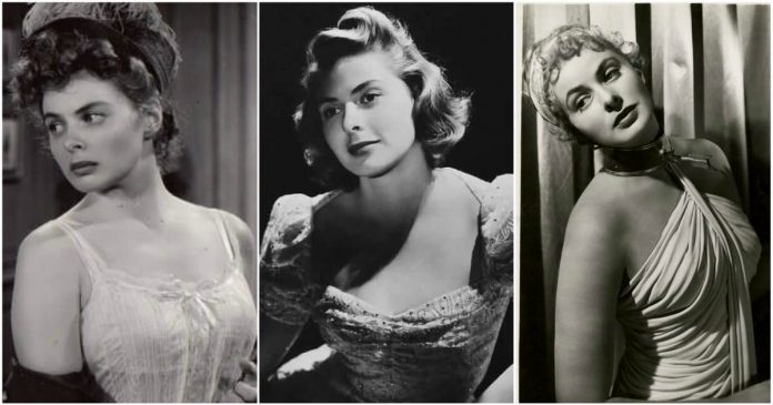 49 Hot Pictures Of Ingrid Bergman Which Will Make You Sweat All Over