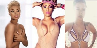 49 Hot Pictures Of Keyshia Cole Which Are Absolutely Mouth-Watering
